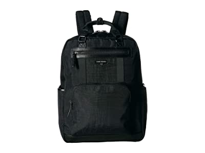 TWELVElittle Courage Backpack (Black) Backpack Bags