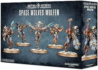 Warhammer 40k Space Wolves Wulfen 2015