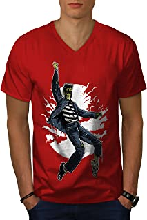 3b896d2de9 Amazon.it: Danza - T-shirt, polo e camicie / Uomo: Abbigliamento