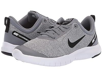 Nike Kids Flex Experience RN 8 (Big Kid) (Cool Grey/Black/Reflect Silver/White) Boys Shoes