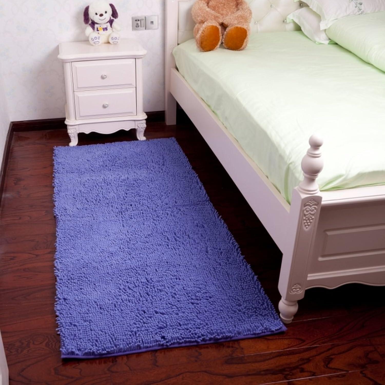 Cotton,Chenille,Bedroom,Mat Door mat Kitchen,Living Room,Bathroom,Bathroom, Pad-E 80x160cm(31x63inch)