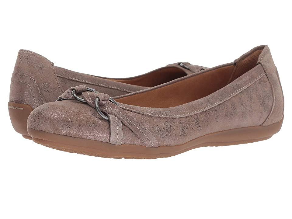 Comfortiva Maloree (Smoke Distressed Foil Suede) Women