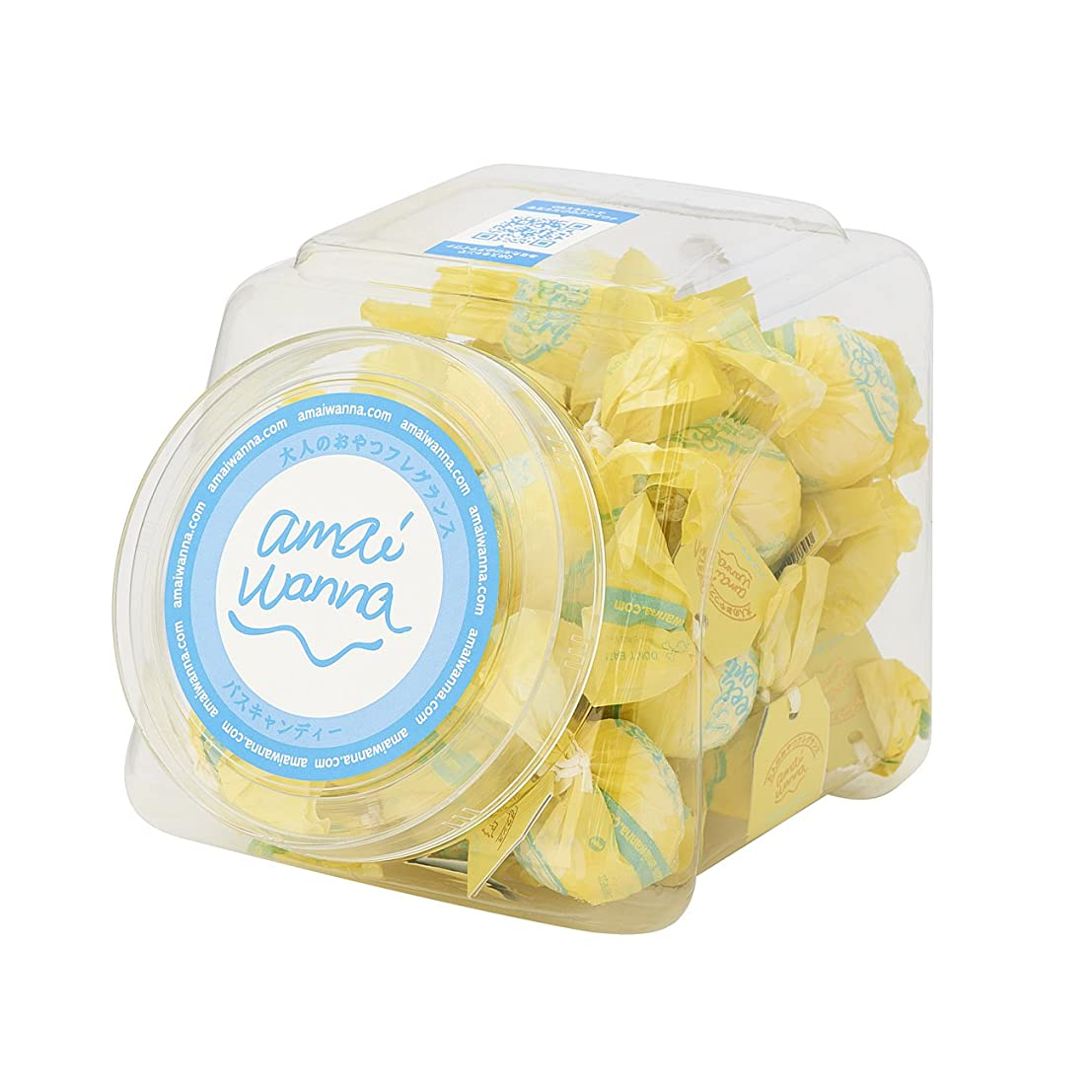 したがって松の木レモンアマイワナ バスキャンディーポットセット 大人の甘美デザート