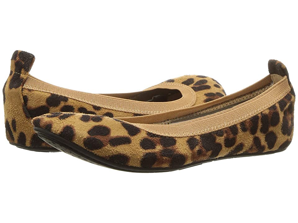 Yosi Samra Kids Limited Edition Miss Samara (Toddler/Little Kid/Big Kid) (Leopard Print) Girls Shoes