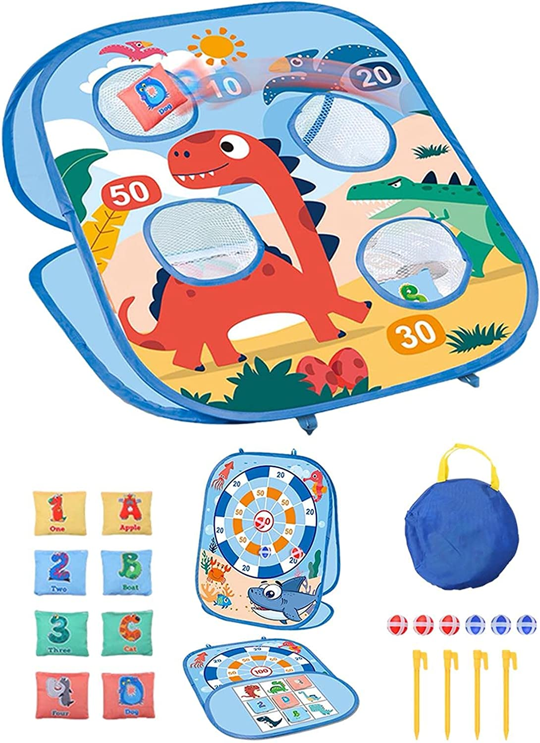 N.R OFFicial store Throwing Game Bean Bag 3 Indoo Interactive Selling Parent-Child 1 in