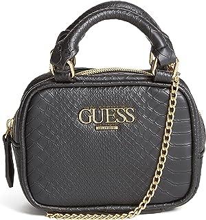 جيس حقيبة للنساء-اسود مطفي - حقائب طويلة تمر بالجسم
