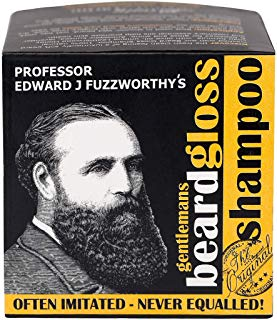 Professor Fuzzworthy's Beard SHAMPOO with All Natural Oils From Tasmania Australia - 115gm