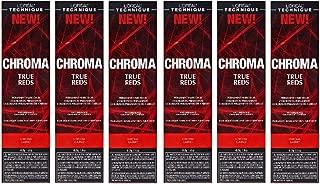 L'Oreal True Reds Chroma Garnet Permanent Hair Color Tint HC-22915 (6 Pack)