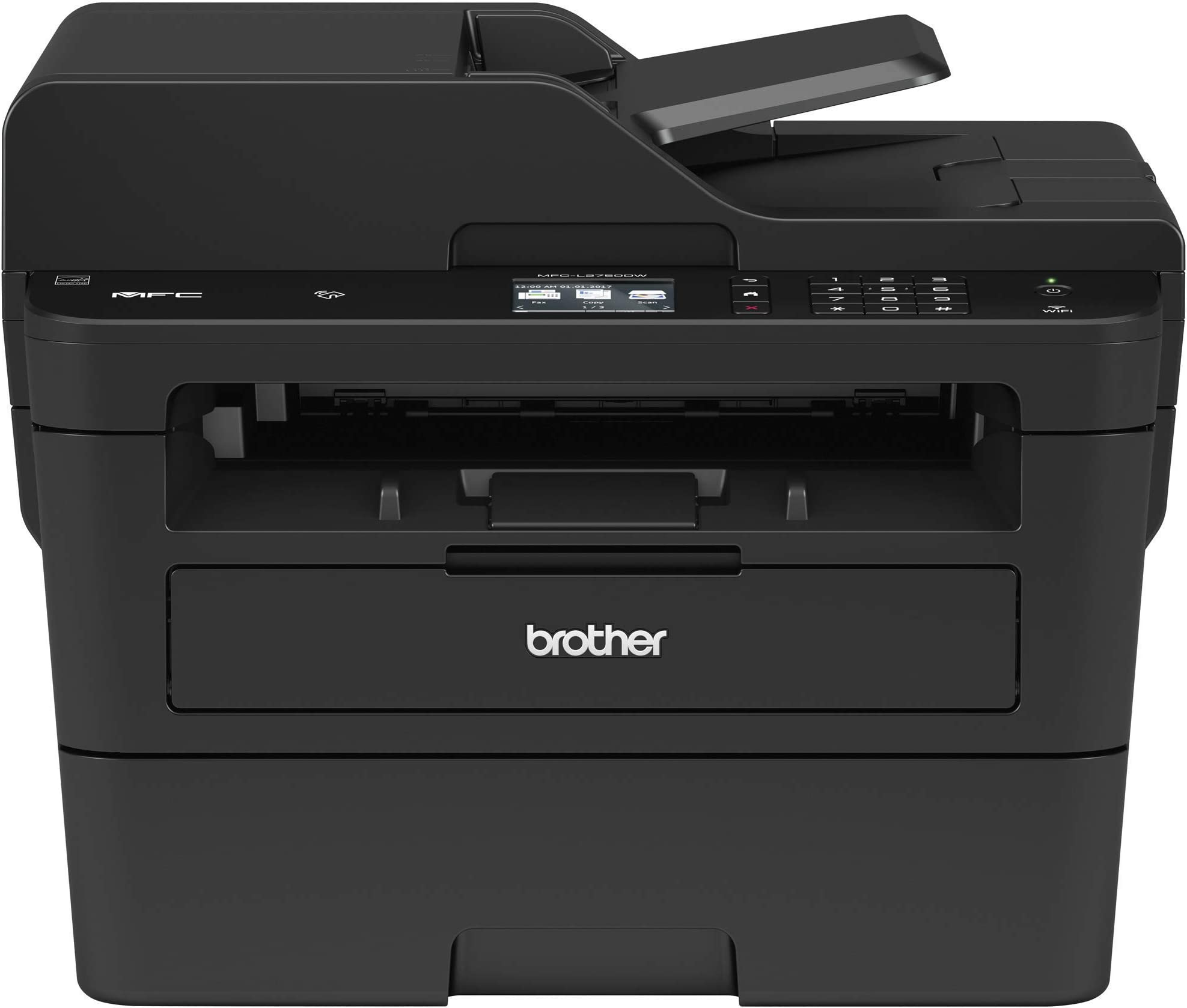 Brother Printer RMFCL2750DW Monochrome Printer, Refurbished