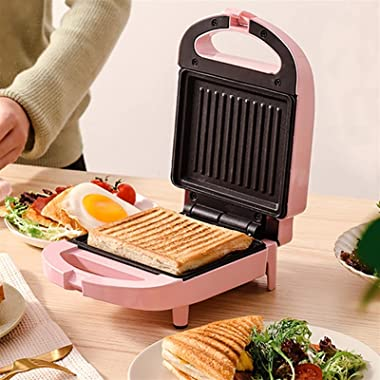 Electric Sandwich Maker Breakfast Machine Egg Cake Oven Sandwichera Electric Waffle Maker Toaster Machine