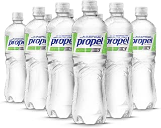 Propel, Kiwi Strawberry, Zero Calorie Sports Drinking Water with Electrolytes and Vitamins C&E, 16.9 Fl Oz (12 Count)
