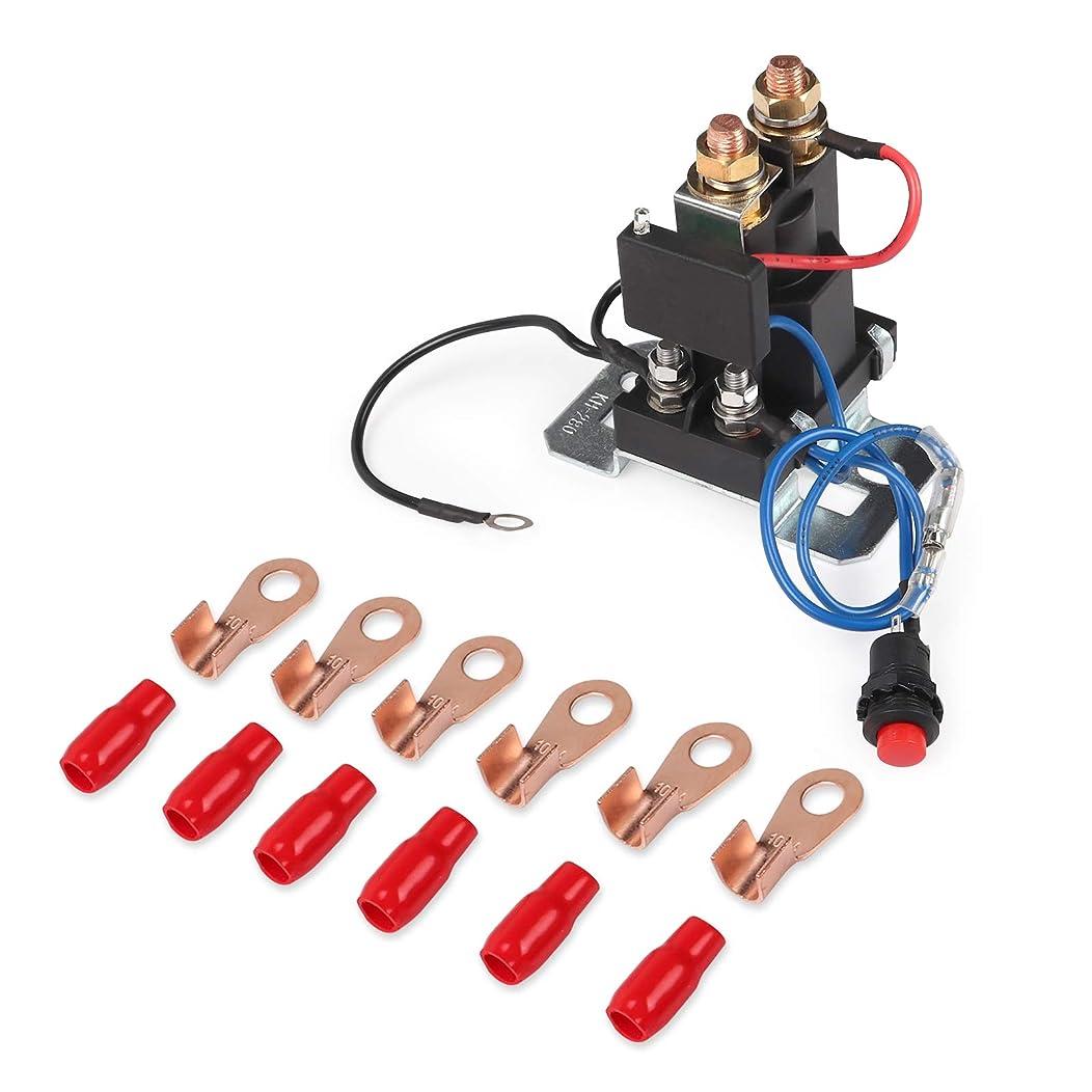素敵な息子プットEhdis 24V 200 AMPバッテリーアイソレータとリレー4ターミナルデュアル?バッテリの自動車のすべてのタイプのためにバッテリーDC 12V-24Vスーツを増やし、トラック、バン、車
