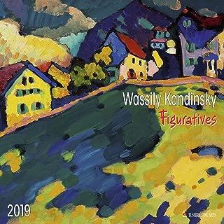 Wassily Kandinsky - Figuratives 2020: Kalender 2020