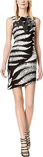 Just Cavalli womens Just Cavalli Womens Zebra Fern Dress Dress