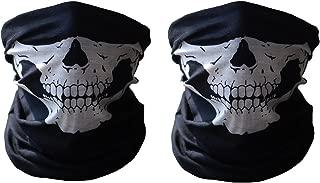 Hyperia Stretchable Tubular Skull Bandana Motorcycle Biker Snowboards Helmet Neck Face Mask Paintball Ski Sport Headband