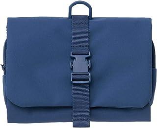 Muji Hanging Case, Polyester, Navy, Medium
