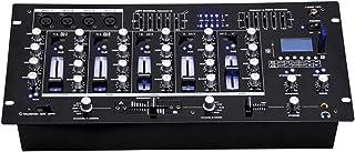 BST ACTIV218 Table de mixage Noir