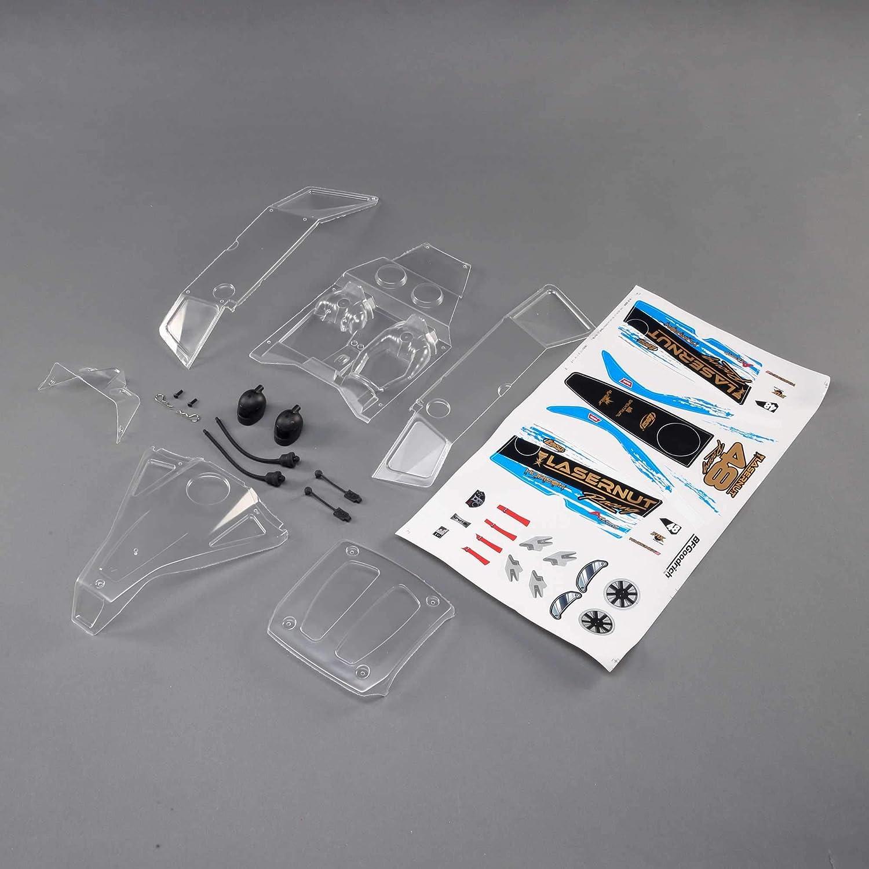 Losi Clear Body Set: Max 69% OFF Lasernut Oakland Mall U4 LOS230077