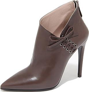 Venta al por mayor barato y de alta calidad. 4501N Tronchetto mujer MIU MIU marrón zapatos botas Woman Woman Woman  disfruta ahorrando 30-50% de descuento