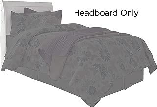 Signature Design By Ashley - Anarasia Twin Sleigh Headboard - Traditional Style - White