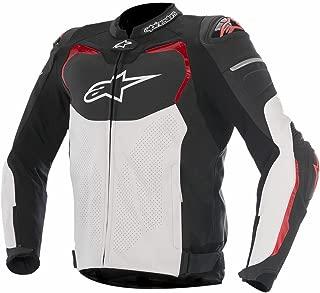 Alpinestars GP Pro Airflow Leather Jacket (54) (Black/White/Red)