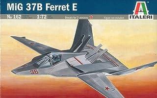 Italeri 1:72 Aircraft No. 162 Mig-37b E Ferret Model Kit