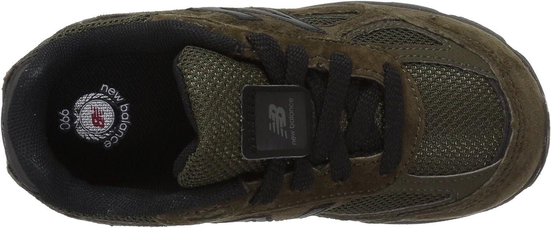 New Balance Unisex-Child Made in Us 990 V4 Sneaker