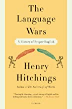 Best the language wars a history of proper english Reviews