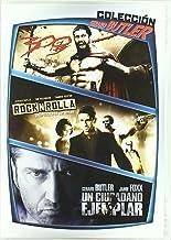 300 + Rockrolla + Un ciudadano ejemplar [DVD]
