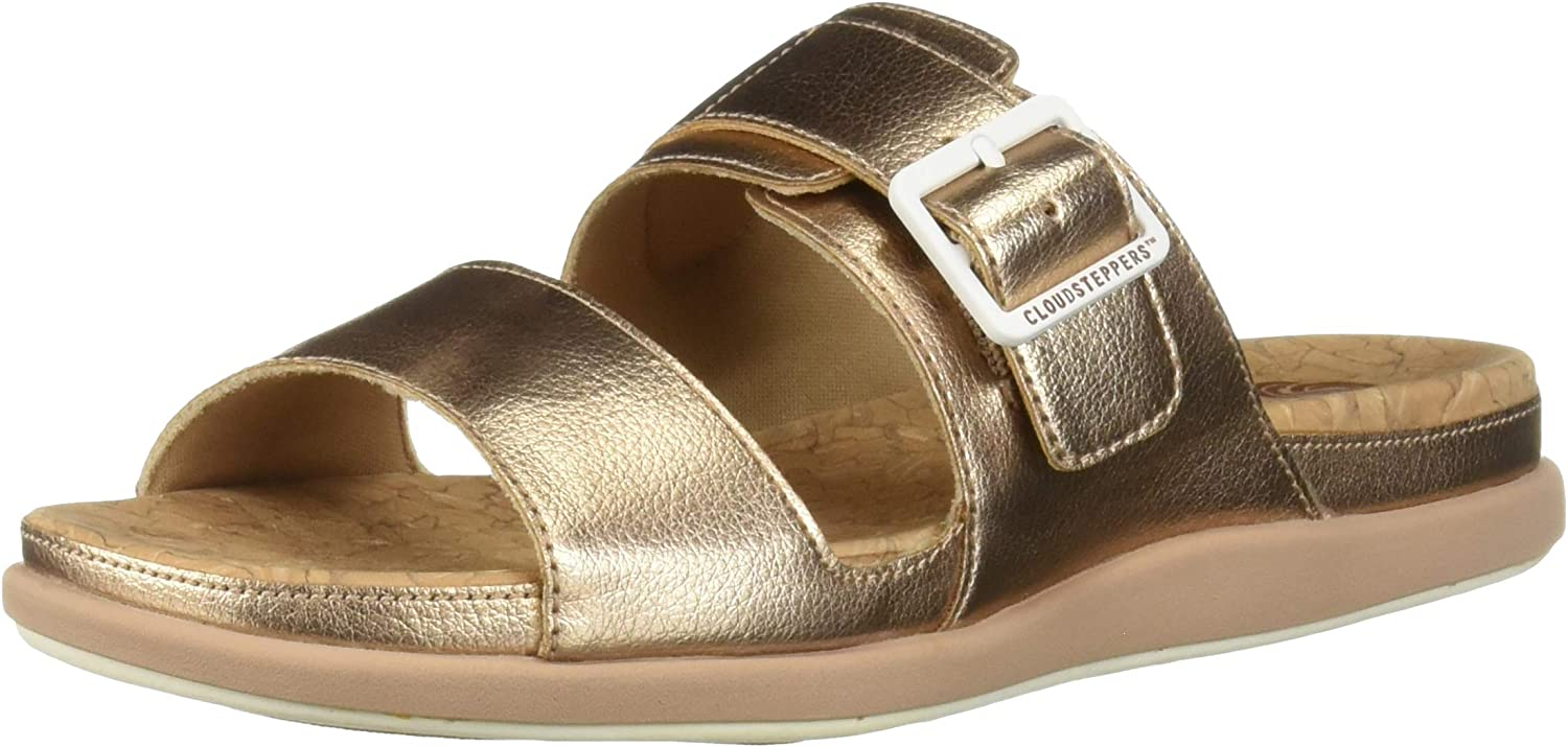 Clarks Womens Step June Tide Sandal