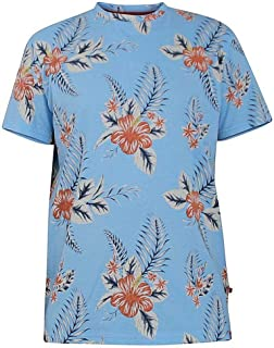 ff408c3ec520a Hommes Manche Courte Hawaii Plage T-shirts By D555 Duke Grand King Size