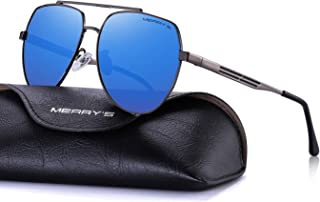 MERRY'S Mens Driving Polarized Sunglasses Coating Lens...