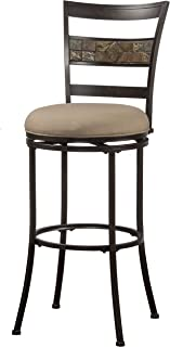 Hillsdale Furniture Henning Indoor Outdoor Counter Stool...