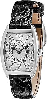 [フランク ミュラー] 腕時計 トノーカーベックス 1752QZREL SLV BLK BK レディース ブラック [並行輸入品]