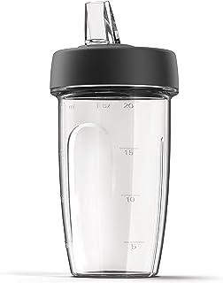 Kenwood 凯伍德 KAH740PL Blend Xtract Sport 搅拌机(冰沙 果汁 牛奶奶昔 厨房料理机配件 各种菜系厨师可用 适用于 kMix 厨师机 2 × 0.6 升水杯)