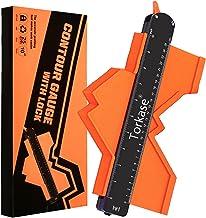Torkase Pack plast kontur mätare profil mätare duplicator kopia oregelbundna former spårning mall mätverktyg 25 cm