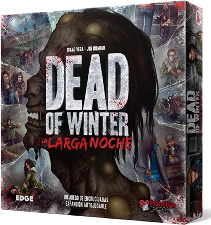 precios bajos todos los dias Edge Entertainment Dead of Winter - - - La Larga Noche, Juego de Mesa EDGXR02  punto de venta barato