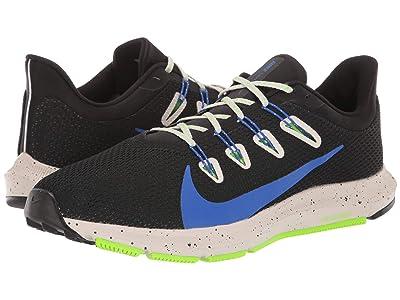 Nike Quest 2 SE (Black/Racer Blue/Desert Sand) Men