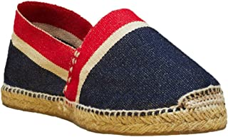 DIEGOS Women's Men's Espadrilles. Hand Made in Spain. (EU 39, American)