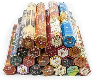 Bâtons d'encens Méga offre - 22 sortes différentes