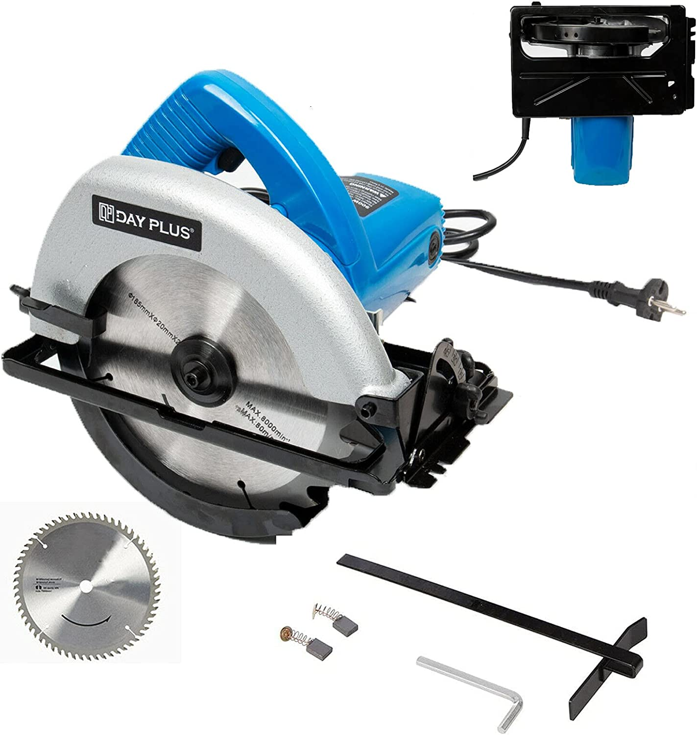 Power Circular Saw Corded 900W Electric Oakland Mall Cheap SALE Start DIY w Tools