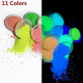 DIY Super brillante luminoso pigmento en polvo, 11