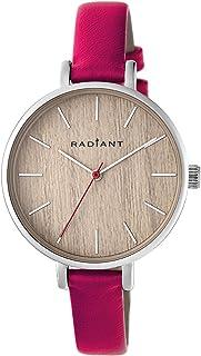 Radiant Reloj Analógico para Mujer de Cuarzo con Correa en Cuero RA430603
