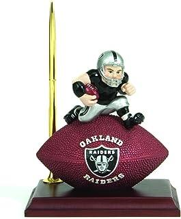 Oakland Raiders Mascot Desk Set