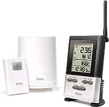 oregon scientific wireless rain monitor owner's manual