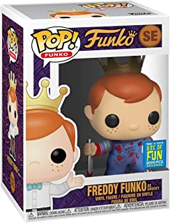 Summer Convention Freddy Funk as Chucky Bloody Limited Edition 3000 Pieces Fun Days Box of Fun Exclusive