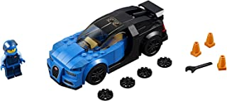 LEGO Speed Champions 6175244 Bugatti Chiron 75878, Multi