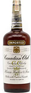 Canadian Club 1978 Whisky 1l