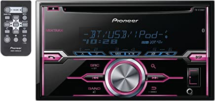 Pioneer FH-X720BT 2-DIN CD Receiver with Mixtrax and Bluetooth (Discontinued by