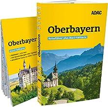 ADAC Reiseführer plus Oberbayern: mit Maxi-Faltkarte zum Herausnehmen